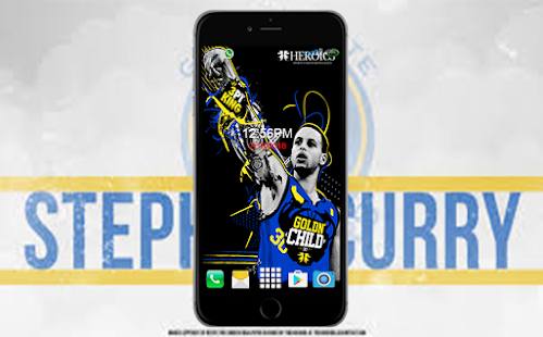 Stephen Curry HD Wallpaper