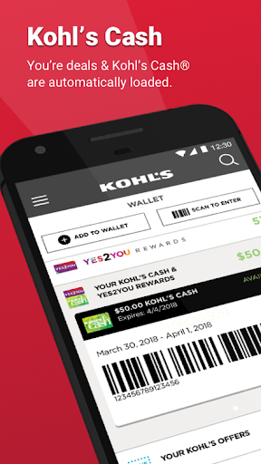 Download Kohl's: Scan, Shop, Pay & Save MOD APK 1
