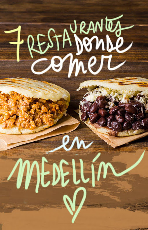 restaurantes de donde comer en Medellín