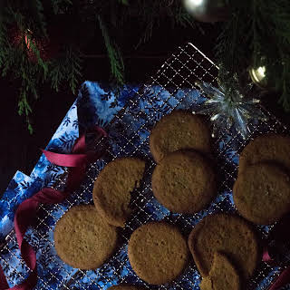 Holiday Butterscotch Snickerdoodles.