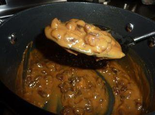 Cook, stirring constantly, until mixture comes to a boil. Continue cooking and stirring until...