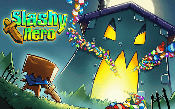 Slashy Hero APK screenshot thumbnail 7