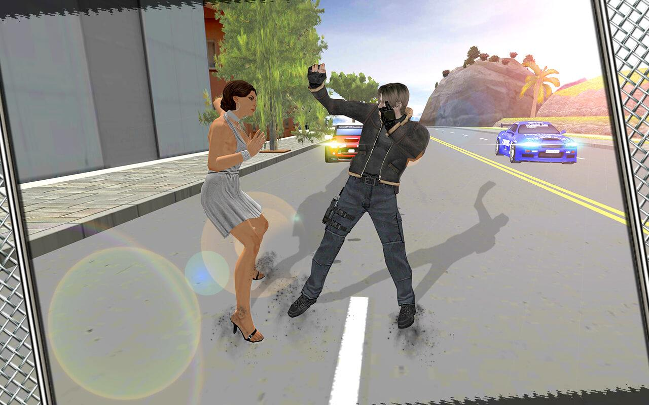 Hero City Gangsters- screenshot