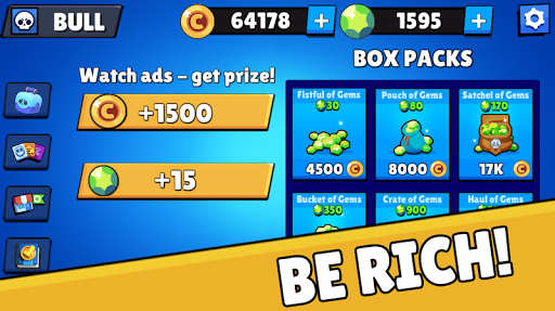 Box Simulator for Brawl Stars: Open Safes!  captures d'écran 5