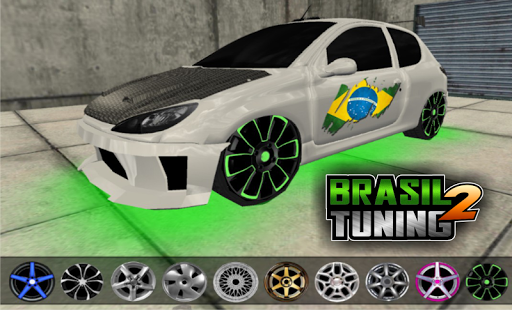 Brasil Tuning 2 - 3D Racing apkpoly screenshots 2