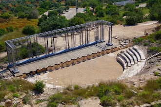 Photo: The amphitheater is still in use.