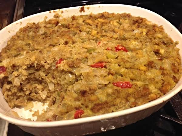 Apple Herb Stuffing Recipe