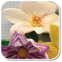 Crochet Flower Pattern icon