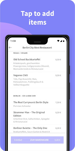 summin - order and pay. made simple. screenshot 4