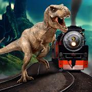 قطار محاكي دينو بارك