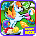 Sweet Little Pony Care 2 mobile app icon
