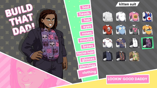 Game Dream Daddy APK for Windows Phone