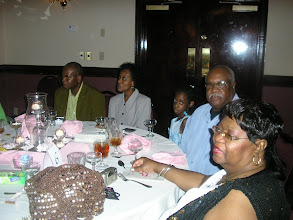 Photo: Adolph, Gloria, Lulu, Uncle Haywood and Aunt Ida