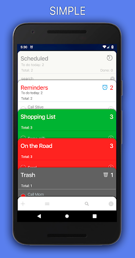 Reminders 1.5.8 screenshots 1