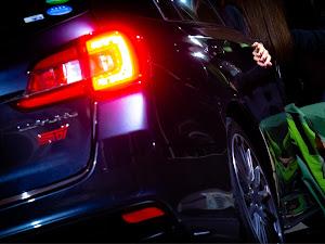 レヴォーグ VM4 H29年式 STI Sports 1.6 EyeSight アドバンスドセーフティーパッケージ STIスタイルパッケージ装着車のカスタム事例画像 しに子さんの2018年11月09日22:40の投稿