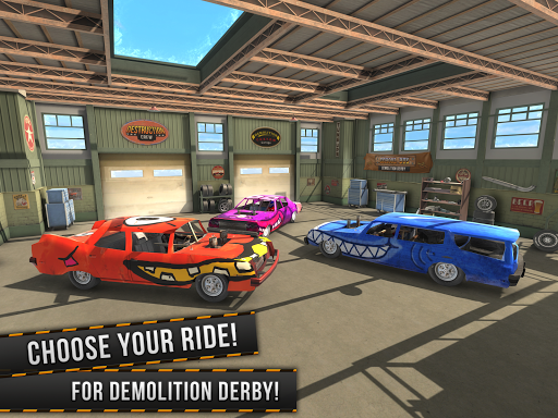Demolition Derby Multiplayer screenshot 12