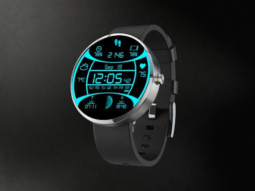 moto360 digital watchfaces