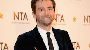 David Tennant and Catherine Tate reunite for new comedy