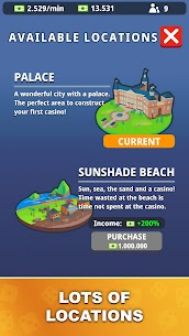 Idle Casino Manager – Tycoon Simulator  Apk Download For Android and Iphone 5