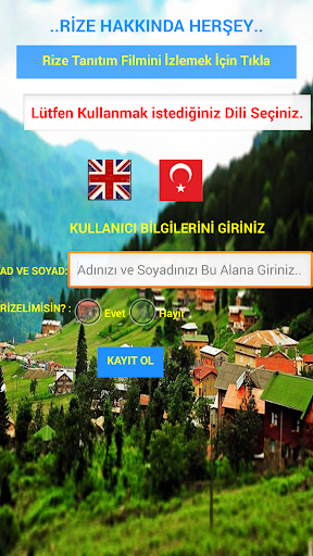 EVERYTHING ABOUT RİZE