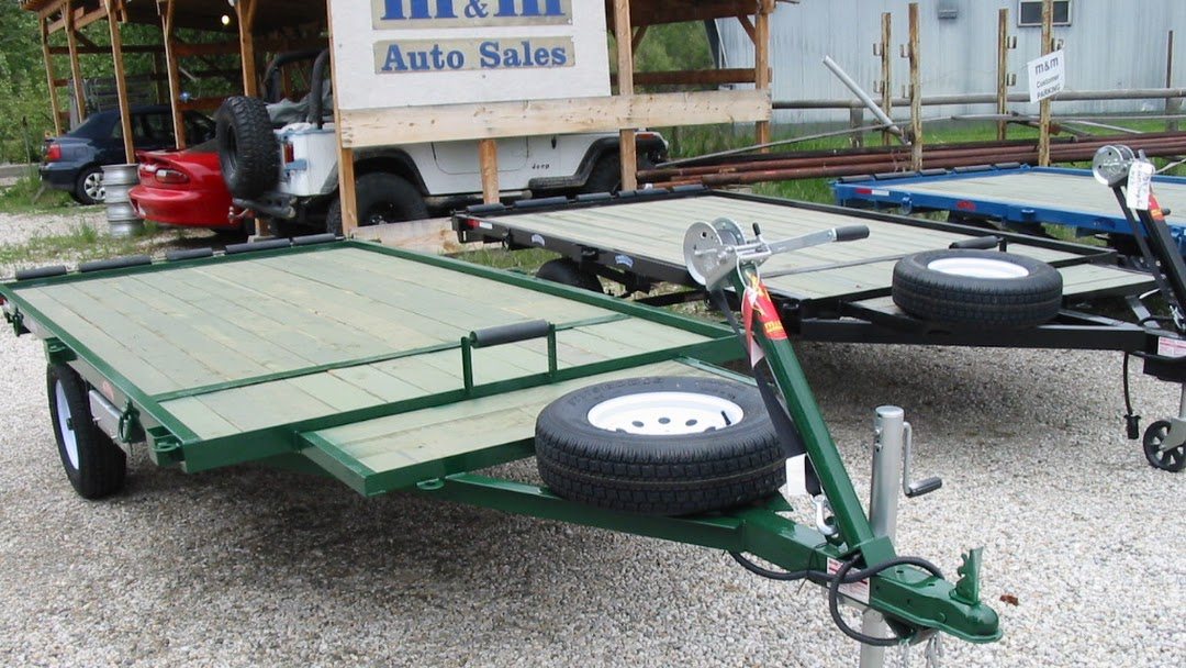 M&M Auto Sales >> M M Auto And Trailer Sales Used Car Dealer In Stevensville