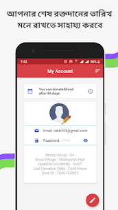 BloodMe – Blood Donor App BD 6