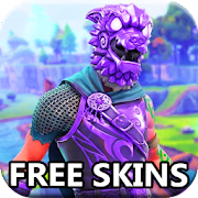 Daily Free Skins for Battle Royale 2019