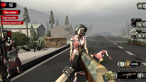 The Walking Zombie 2: Zombie shooter fond d'écran 2