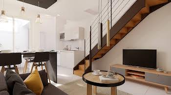 Appartement 2 pièces 24,15 m2