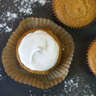 Vanilla Cupcakes (Grain-free, Nut-free)