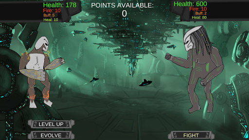 Predator Evolution: Predator RPG Battle vs Alien 0.2 screenshots 2