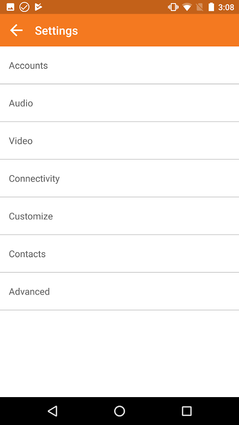 ZoiPer Pro - SIP Softphoneのおすすめ画像5