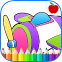 Airplanes Jets Coloring Book icon