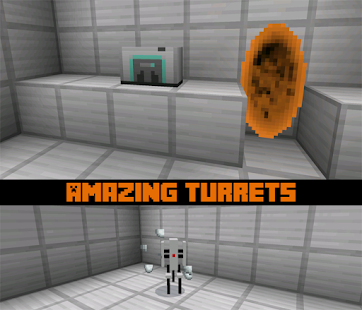 Portal Gun for Minecraft - náhled