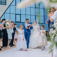 Wedding photographer Oksana Baranova (blackcat88). Photo of 11.12.2017