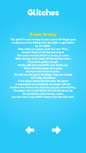 Granny Guide (Game Guide & Walkthrough) 1.0 screenshots 4