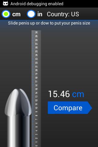 Compare My Cock Size