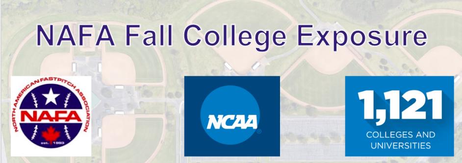 NAFA Fall College Exposure 16u / 18u Tournament