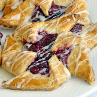 Danish Pastry - the easy way to make Fruit Danish & more.