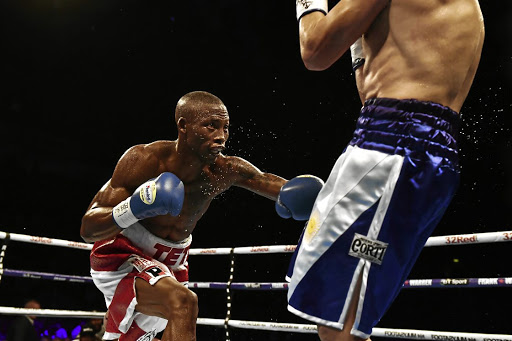 "Zolani Tete is in the money-spinning World Boxing Series, which starts in September, while Hekkie ""Hexecutioner"" Budler could make history in Japan on Sunday. / Charles McQuillan/Getty Images"