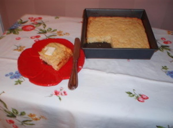 Sour Cream Corn Bread Recipe