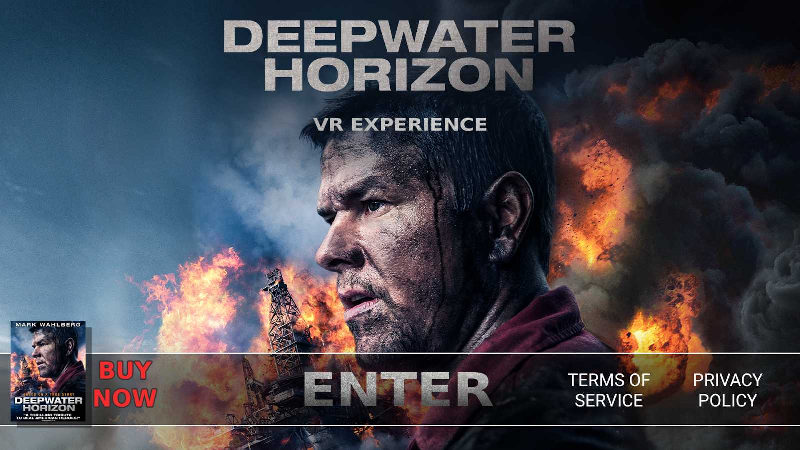 Deepwater Horizon VR- screenshot