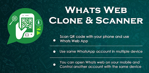 Whats Web Clone & Scanner for PC