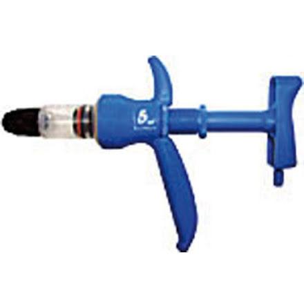 Injektionsspruta NJ Phillips PAS820 F-Grip - 10 ml