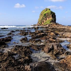 Rakit-dakit, Palapag N. Samar by Tyrone de Asis - Landscapes Waterscapes