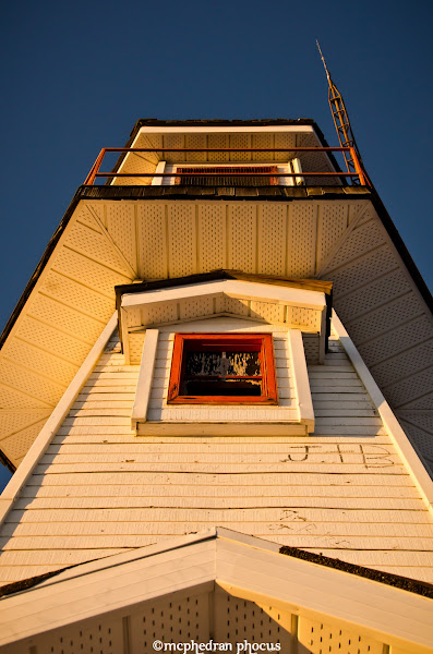 Photo: Lighthouse at Sunset