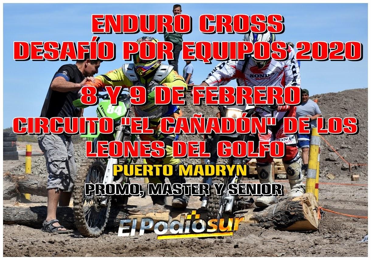 No te pierdas el Enduro Cross en Puerto Madryn