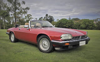 Jaguar Xjs V12 Rent Queensland