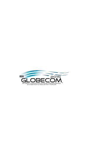 IEEE GLOBECOM 2015