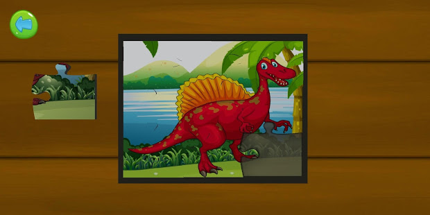 Download Dinosaur Puzzle : Jigsaw kids Free Puzzles game For PC Windows and Mac apk screenshot 6